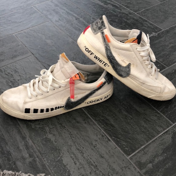 Nike Shoes | Completely Customized Off